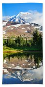 Spray Park Tarn Beach Towel