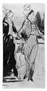 Sprinchorn Women, 1914 Beach Towel