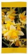 Spring Blooms 6739 Beach Towel