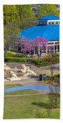 Spring Coolidge Park 2 Beach Towel