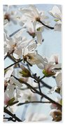 Spring Flora Beach Towel