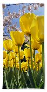 Spring Flowers 10 Beach Towel