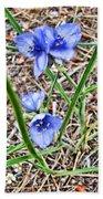 Spring Flowers 3 Beach Towel