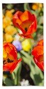 Spring Flowers No. 4 Beach Towel
