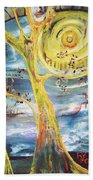 Spring Glory Beach Towel