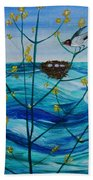 Spring On Lake Ontario Beach Towel