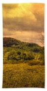 Spring Rain - White Mountains -maine Beach Towel