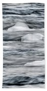 Spring Thaw Beach Towel