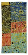 Squiggalution Beach Towel
