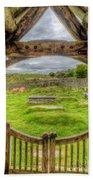 St Celynnin Graveyard Beach Sheet