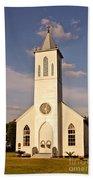 St. Gabriel The Archangel Catholic Church Beach Towel