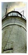 St. George Island Lighthouse 2 Beach Towel