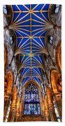 St Giles Cathedral Edinburgh Beach Towel