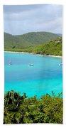 St John Beach Beach Towel
