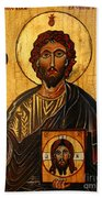 St. Jude The Apostle Beach Towel