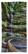 St Louis Canyon Beach Towel