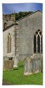 St Margaret's Church - Wetton Beach Towel