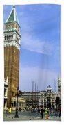 St. Mark's Square Beach Towel