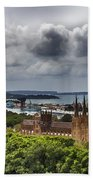 St Mary's Cathedral - Sydney Australia V2 Beach Towel