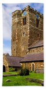 St Mary's Church Conway Beach Towel
