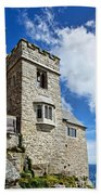 St Michael's Mount 2 Beach Towel
