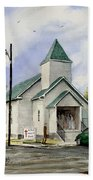 St. Paul Congregational Church Beach Towel