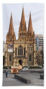 St. Paul's Anglican Cathedral Beach Towel