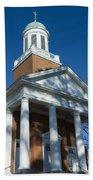 St. Pauls's Memorial Church Charlottesville Beach Towel