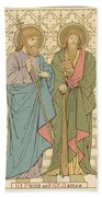 St Philip And St James Beach Towel