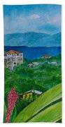 St. Thomas Virgin Islands Beach Towel