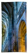 St Vitus Cathedral Beach Towel