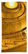 Stair Way To Justice Beach Towel