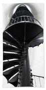 Staircase To Heaven Beach Towel