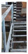 Stairway To Humdrum Beach Towel