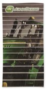 Stairway To John Deere Heaven Beach Towel by Janice Rae Pariza