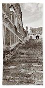 Stairway To Salvation  Beach Sheet