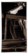 Stairway To The Sky Beach Towel