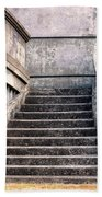 Stairway To The Unknown Beach Towel by Sandra Bronstein