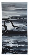 Stand Against The Wind Beach Towel