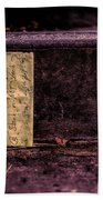 Stand Or Not Stand Beach Towel by Bob Orsillo