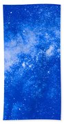Starfield Beach Towel