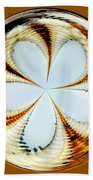 Starfish To Flower - Orb Beach Towel