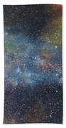 Stargasm Beach Towel by Sean Connolly