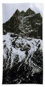 Stark Himalayas Beach Towel