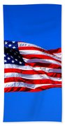 Stars And Stripes Forever Beach Towel