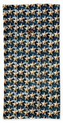Stars Beach Towel by Greg Fortier