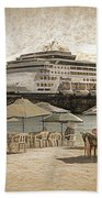Statendam Beach Towel