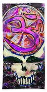 Steal Your Search For The Sound Two Beach Towel by Kevin J Cooper Artwork