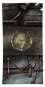 Steampunk - Connections   Beach Towel