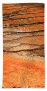 Steamy Stones Beach Towel